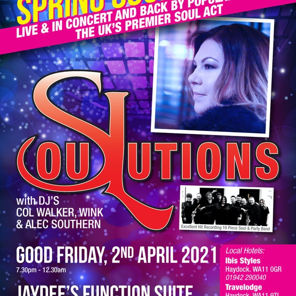 SouLutions Tour Dates
