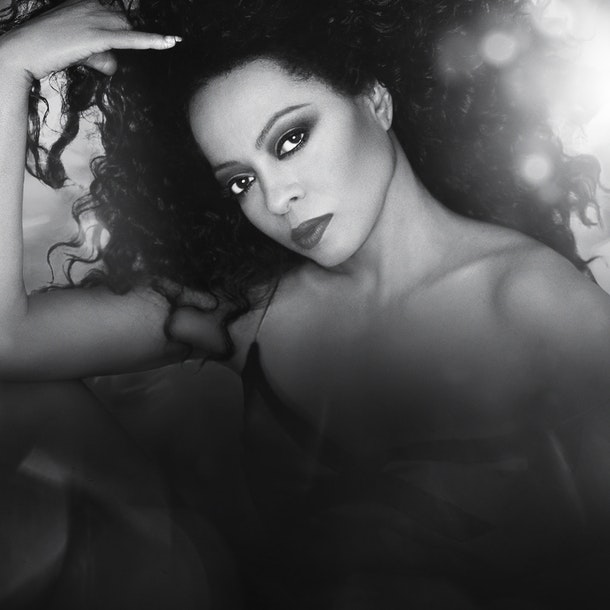 Diana Ross Tour Dates
