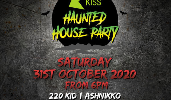 KISS Haunted House Party 2020