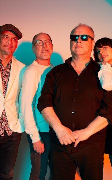 Pixies, The Big Moon