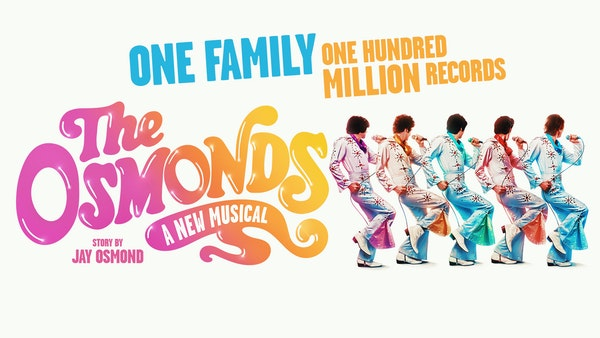 The Osmonds - A New Musical Tour Dates