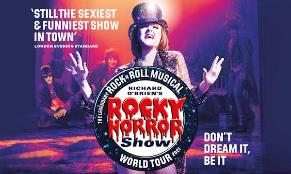 The Rocky Horror Show Tour Dates