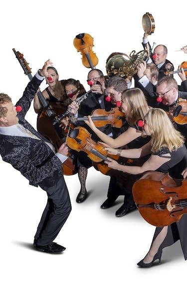 Rainer Hersch's Classic Comedy Orchestra Tour Dates