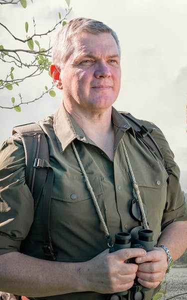 Ray Mears Tour Dates