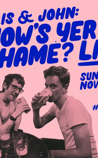 Elis and John: How's Yer Shame? Live
