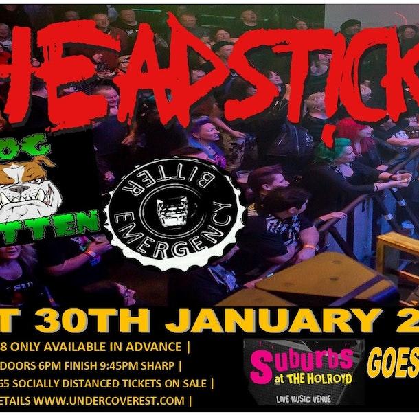 Headsticks