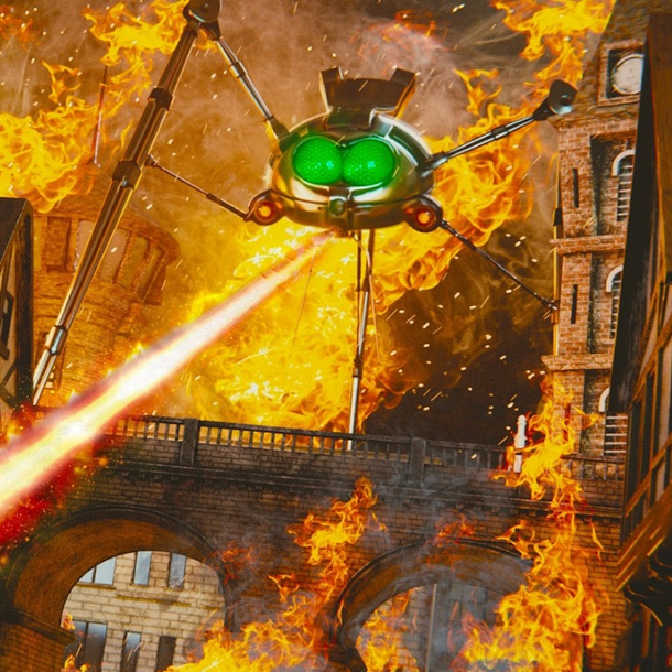 Jeff Wayne's War of the Worlds: The Immersive Experience