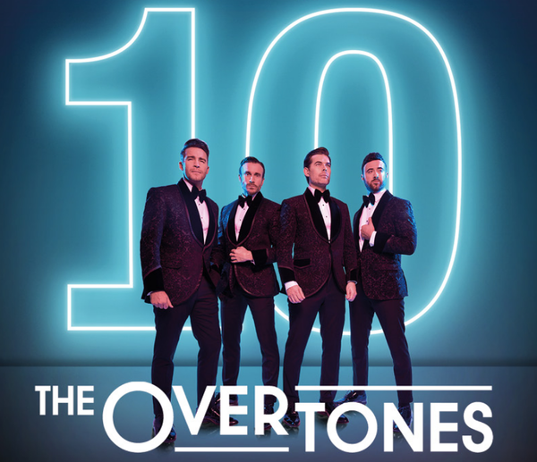 The Overtones - 10th Anniversary Online Concert