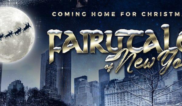 Fairytale Of New York Tour Dates