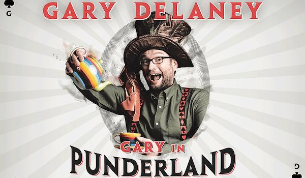 Gary Delaney Tour Dates