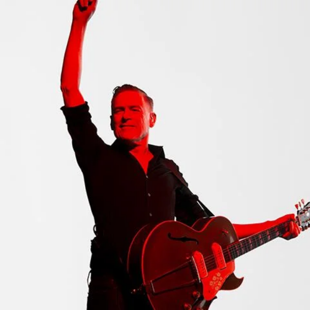 Bryan Adams Tour Dates