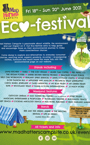 Mad Hatters Eco-festival