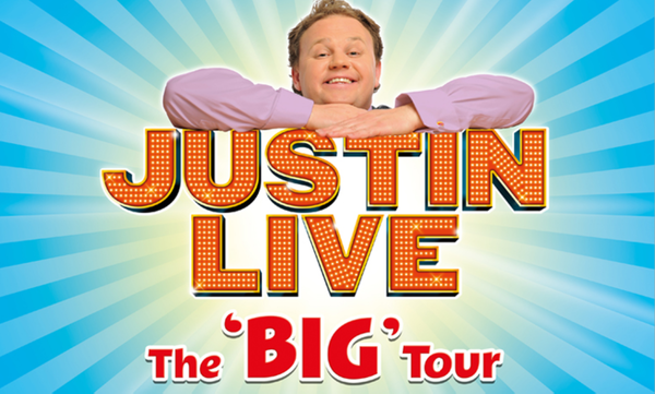 Justin Live 2022 - The BIG Tour