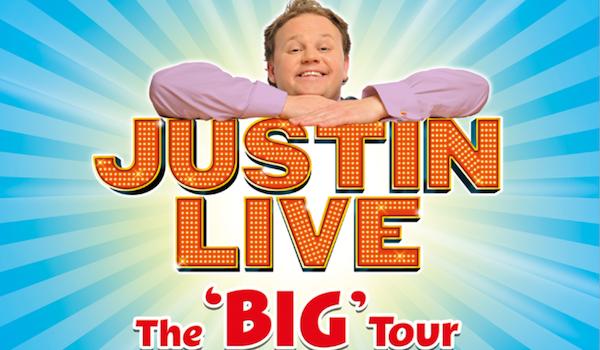 Justin Live 2022 - The BIG Tour