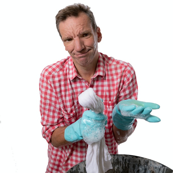 Henning Wehn - It'll All Come Out In The Wash