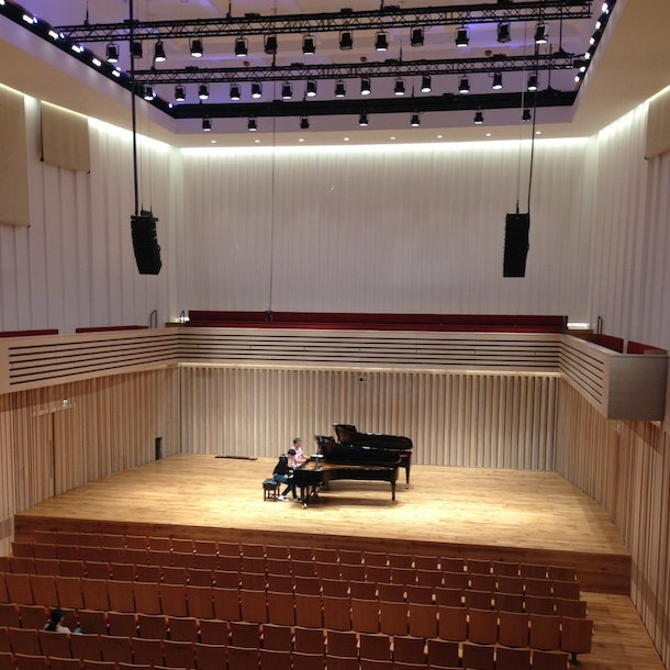 The Stoller Hall Events
