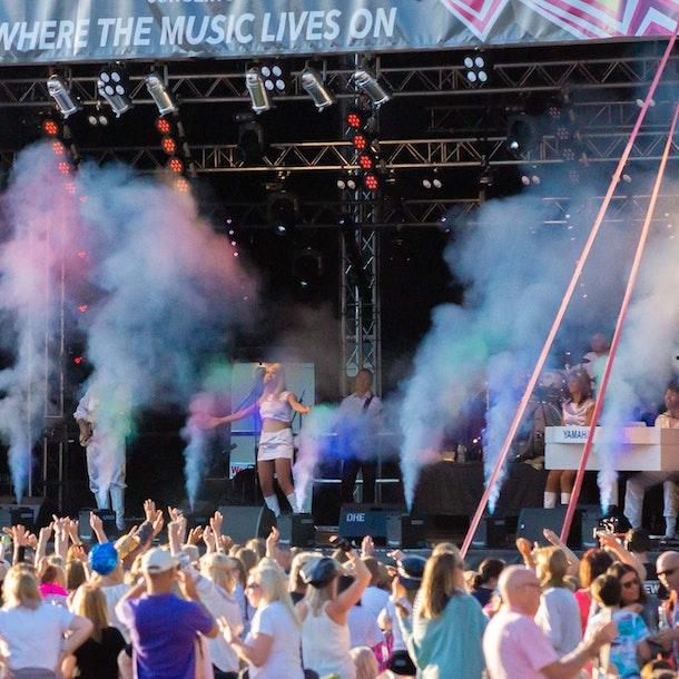 The Legends Festival Basingstoke