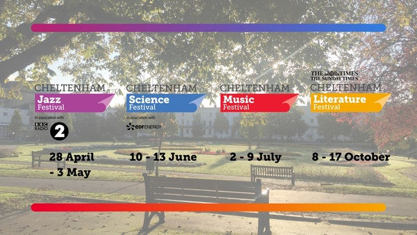 The Times and The Sunday Times Cheltenham Literature Festival 2021
