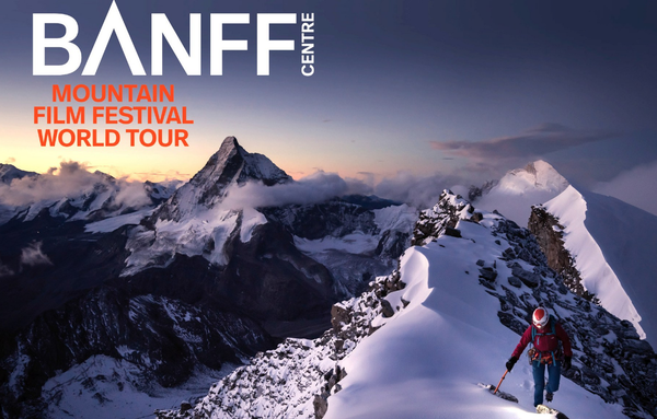 BANFF Mountain Film Festival Tour Dates