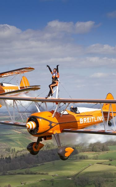 Shuttleworth Flying Circus – Saturday 14th August 2021