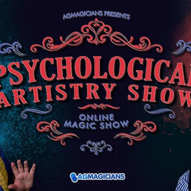 Psychological Artistry Online Show