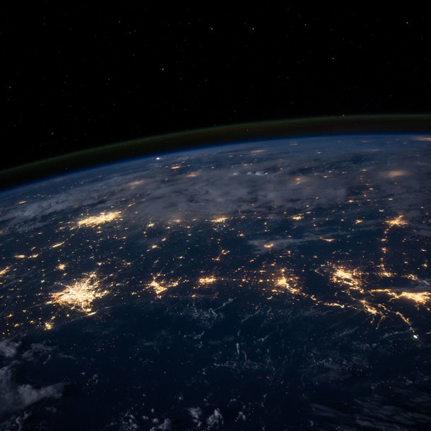 Climate Change: The View From Space