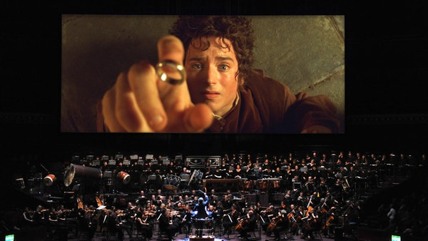 The Lord of the Rings: The Fellowship of the Ring In Concert