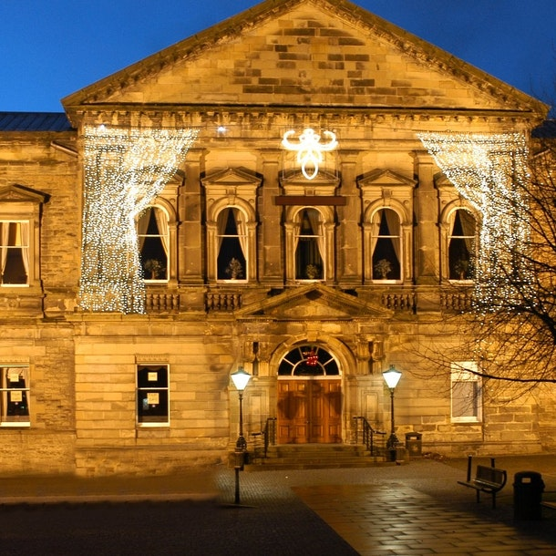 The Albert Halls Events