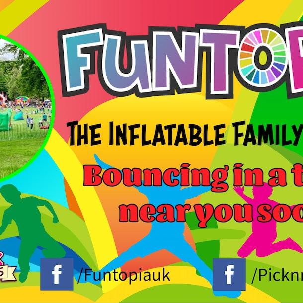 Daventry Funtopia Children's Festival