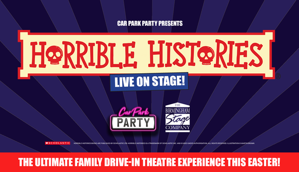 Car Park Party: Horrible Histories - Barmy Britain: Live On Stage!