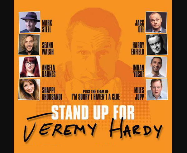Stand Up For Jeremy Hardy