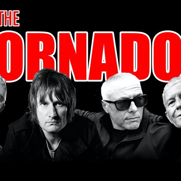 The Tornados Tour Dates