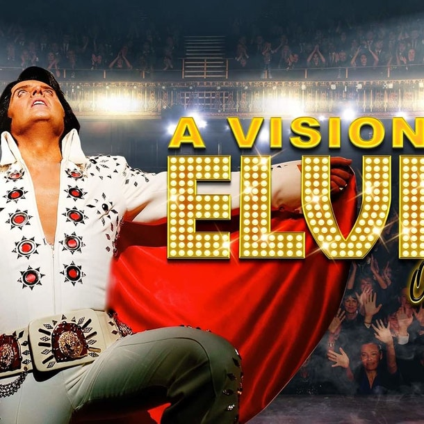 A Vision Of Elvis starring Rob Kingsley Tour Dates