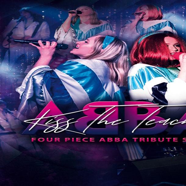 ABBA Tribute Band - Kiss The Teacher