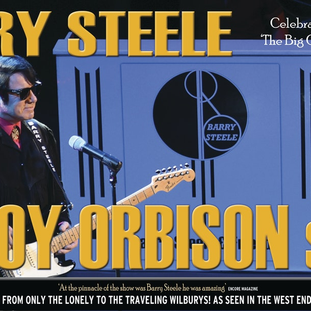 Barry Steele Tour Dates