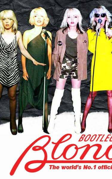 Bootleg Blondie - The World's No.1 Official Blondie and Debbie Harry Tribute Est 2001