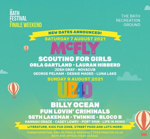 The Bath Festival Finale Weekend 2021