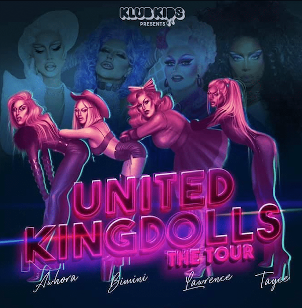 The United Kingdolls - The Tour 17 Events