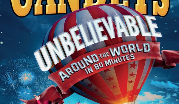 Gandeys Circus Tour Dates