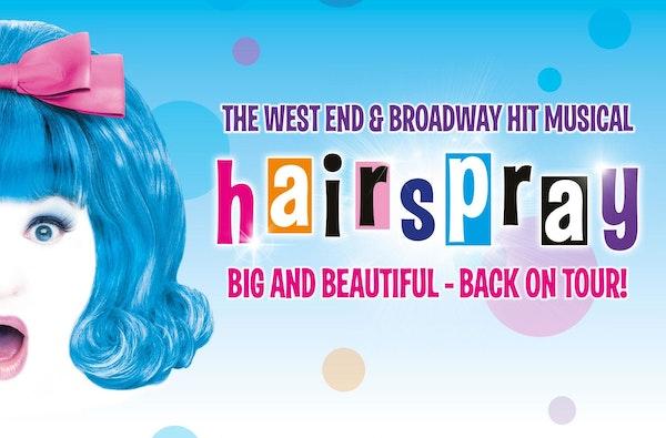 Hairspray Tour Dates
