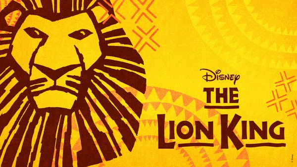 Disney's The Lion King Tour Dates
