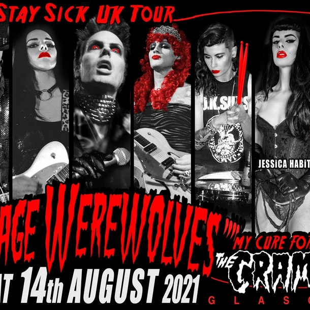 Teenage Werewolves (The Cramps Tribute)