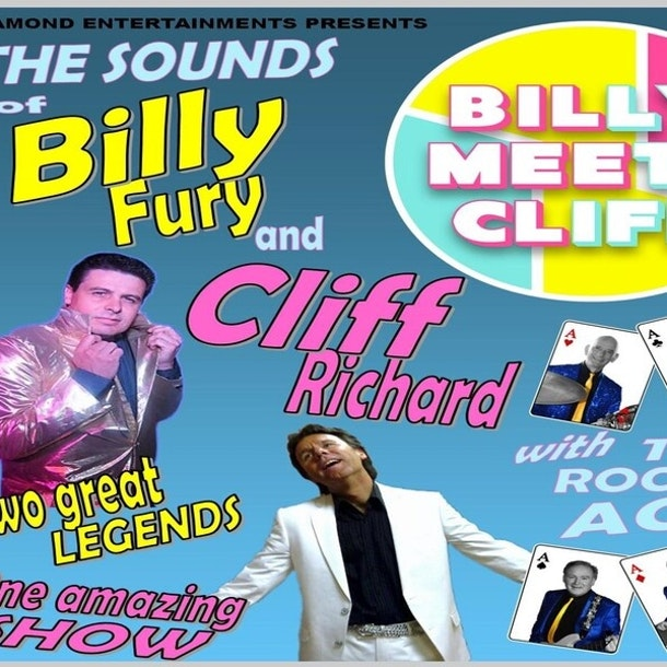 BILLY MEETS CLIFF