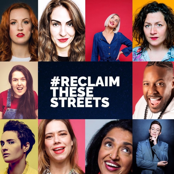Comedy Fundraiser For Reclaim These Streets