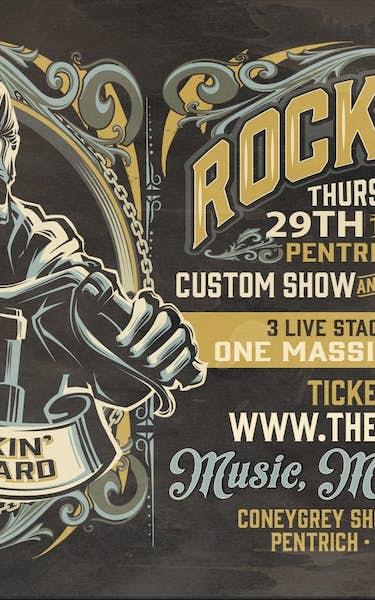 Rock and Blues Custom Show