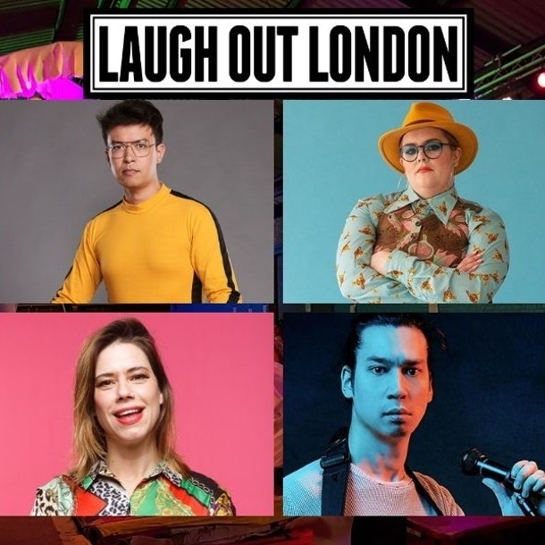 Laugh Out London In Tottenham