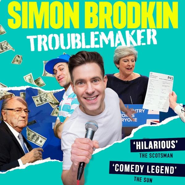 Simon Brodkin Tour Dates