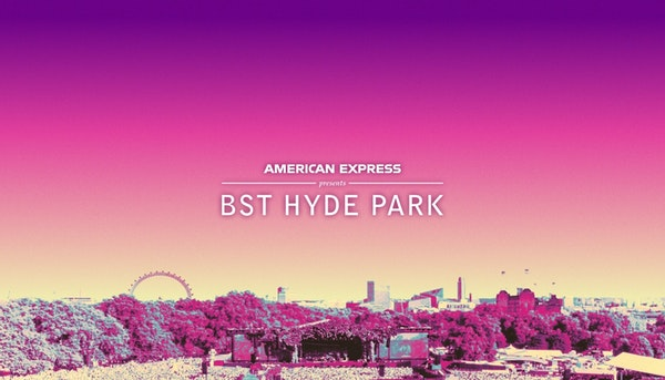 American Express presents British Summer Time Hyde Park 2022 3 Events
