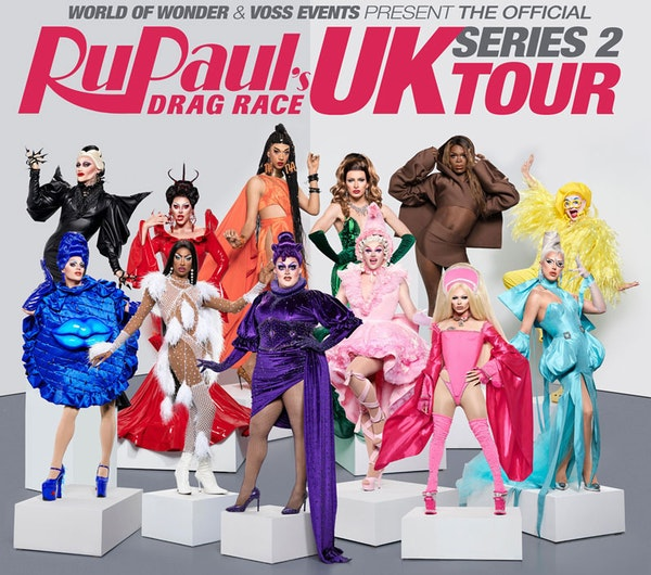 RuPaul's Drag Race UK Tour