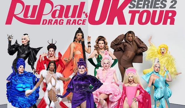 RuPaul's Drag Race UK Tour